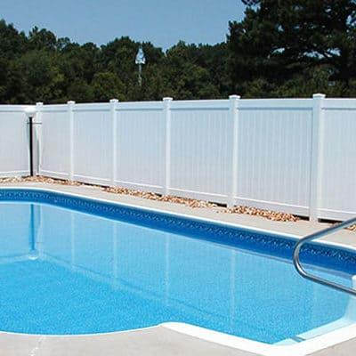 Affordable Pool Fencing And Decking In The Wisconsin Area